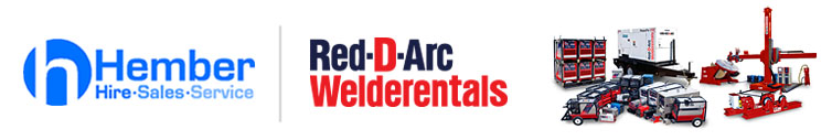 Red-D-Arc acquiert Hember Limited