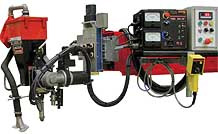 Sub Arc Welding Heads and Controls