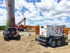 Power Generators - Niagara Wind Farm Project