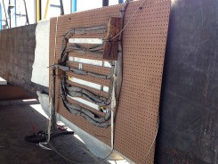 Induction Heating System On Steel Plates