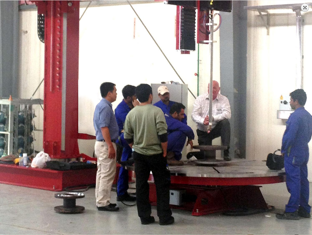 Automatic Welding   Increased Weld Speed and Efficiency at