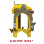 Guillotine Pipe Saw
