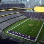 Viking-Stadium Interior - Induction Heating System Used on This Facility