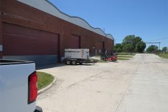 Diesel Generator On Site in CHicago