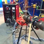 Apex 2100 Orbital TIG Welding System Demonstration