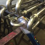 Stainless Steel Pipes - Orbital Welding Application