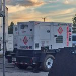 Power Generator Rental for Concert in Timmins, Ontario