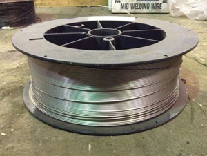 coil of welding wire