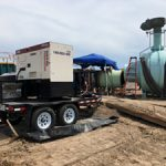 Construction Firm Beats Competition With Fast Induction Heating
