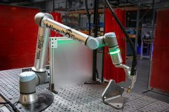 botx collaborative robotic welding table