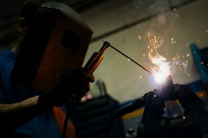 stick welding process